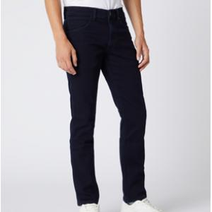 Greensboro Wrangler Black Back - Ljeans Lmode vêtements homme à Caen